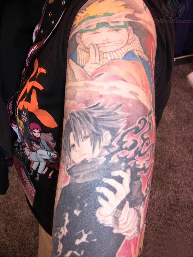 anime tattoos page 14