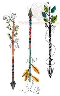 Arrow Tattoo Designs