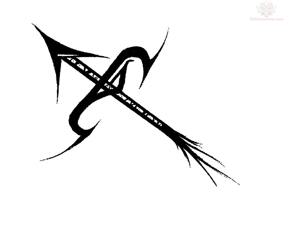 Go Back > Images For > Native American Arrow Tattoo Drawing