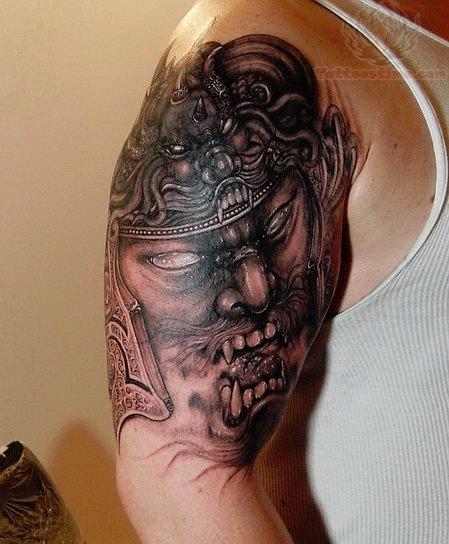 50 Samurai Tattoo Designs For Men: Samurai Tattoo Images & Designs