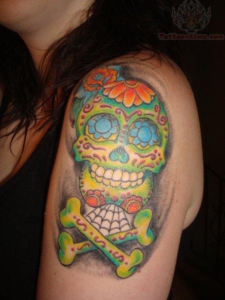Sugar Skull Tattoos : Page 78