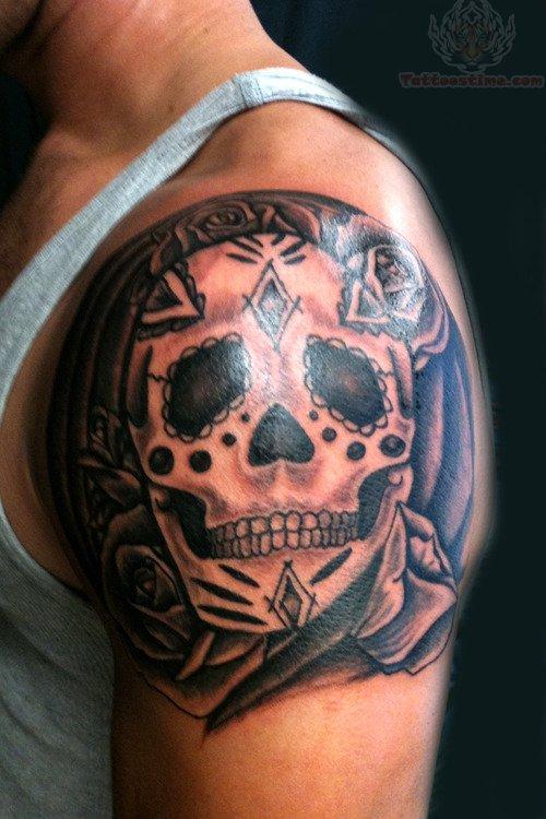 Sugar Skull Tattoos : Page 62