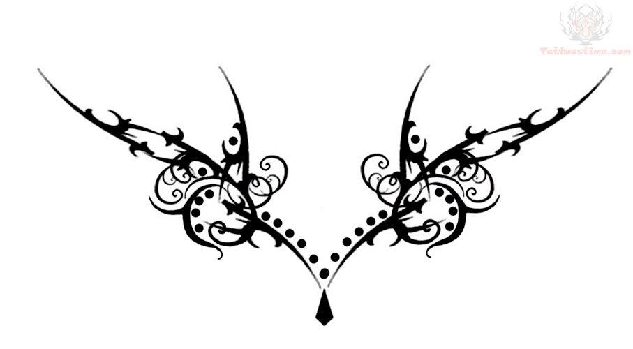 lower back tattoos page 105. Black Bedroom Furniture Sets. Home Design Ideas