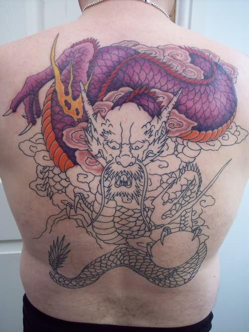 Amazing Japanese Tattoos