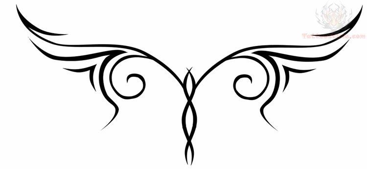 lower back tribal tattoo design. Black Bedroom Furniture Sets. Home Design Ideas