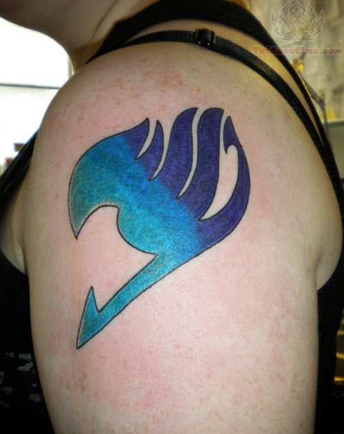 Fairy Tail Tattoo Images & Designs