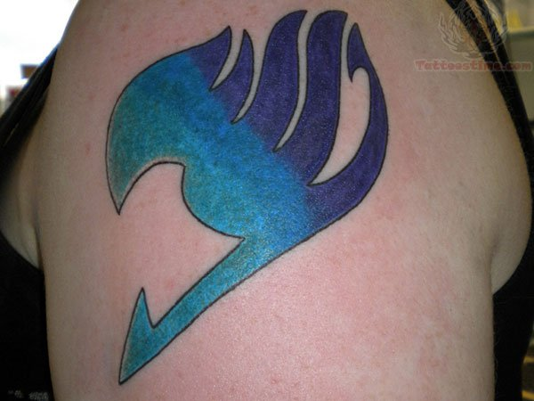 Fairy Tail Tattoos : Page 3