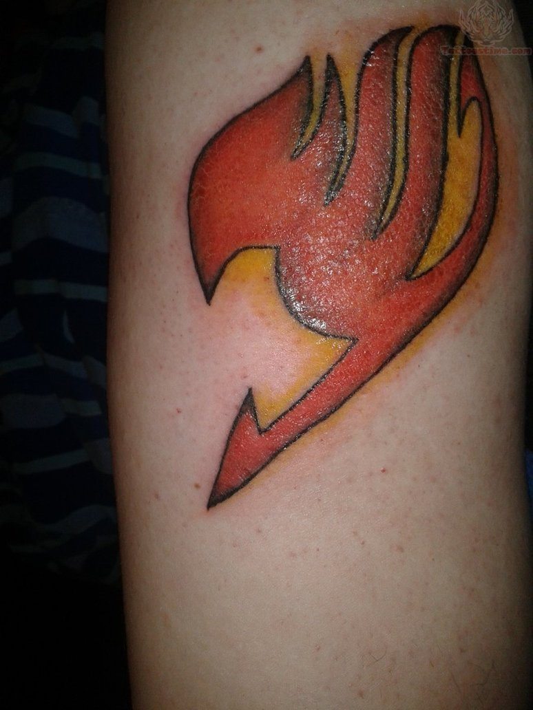 Fairy Tail Tattoo Images Amp Designs