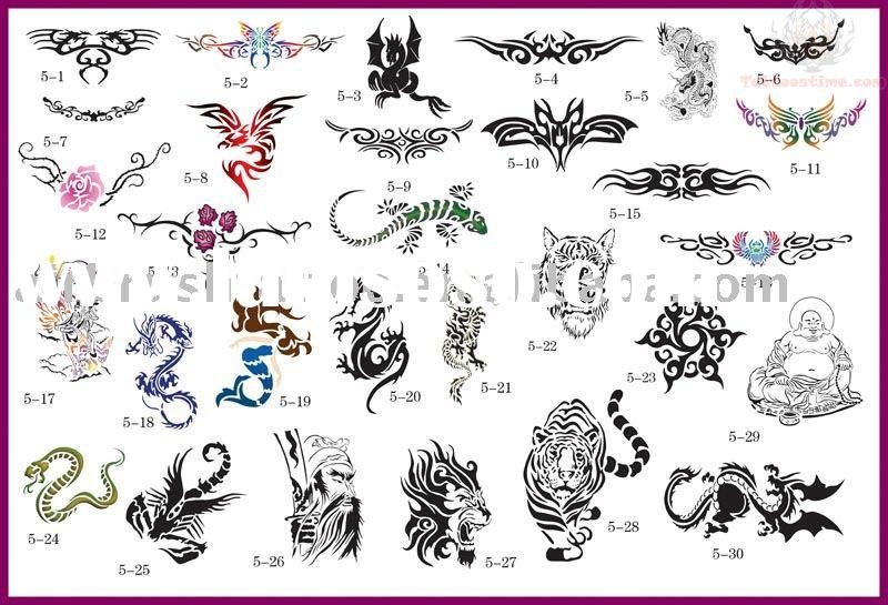 airbrush tattoo stencils. Black Bedroom Furniture Sets. Home Design Ideas