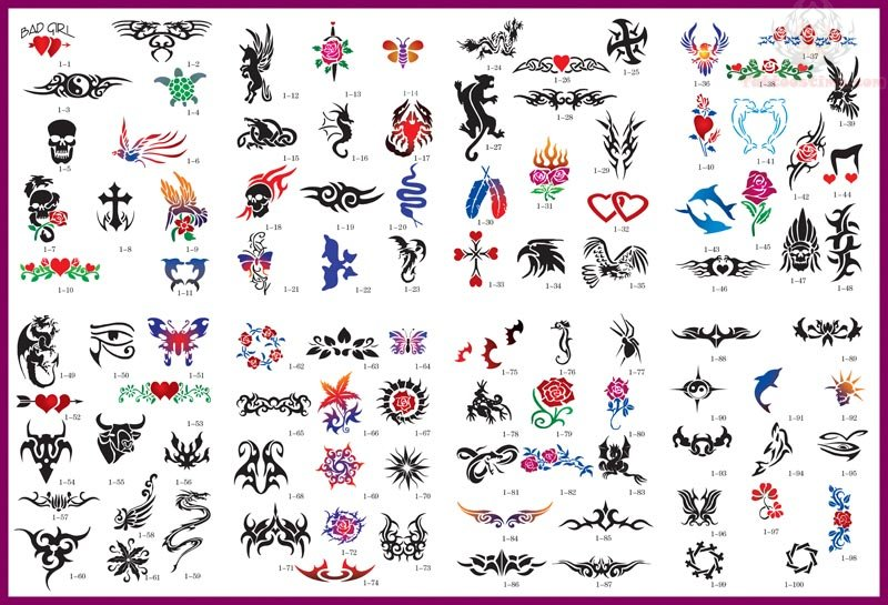 Tatoo Design collection