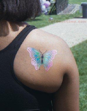 Justice Symbol Tattoo