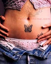 Belly Button Tattoos: Picture List Of Belly Button Tattoo ...
