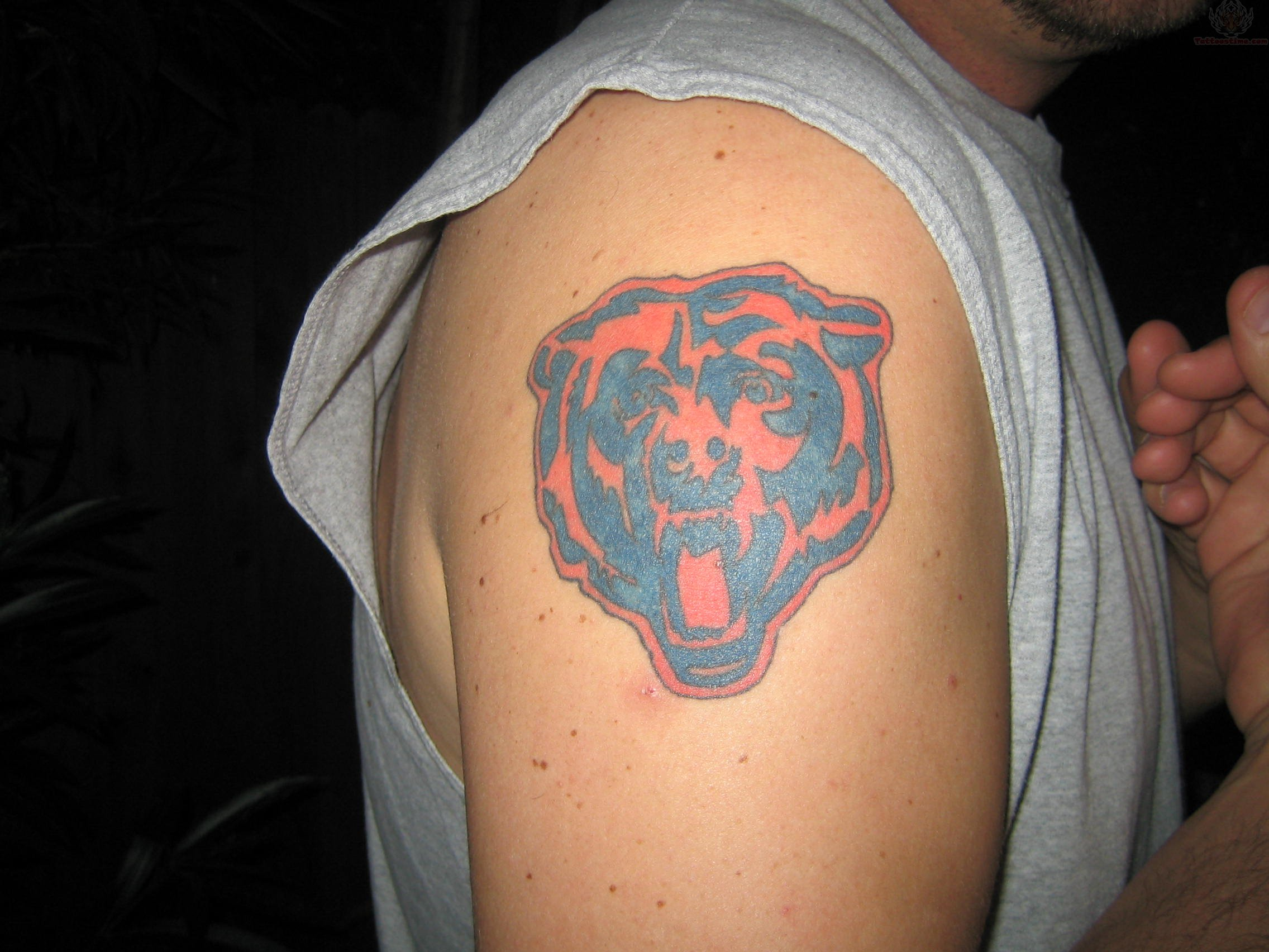 chicago bears tattoos designs ideas page 6