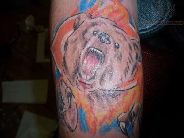 10 excitingly colorful tattoos for Twisted tattoo chicago