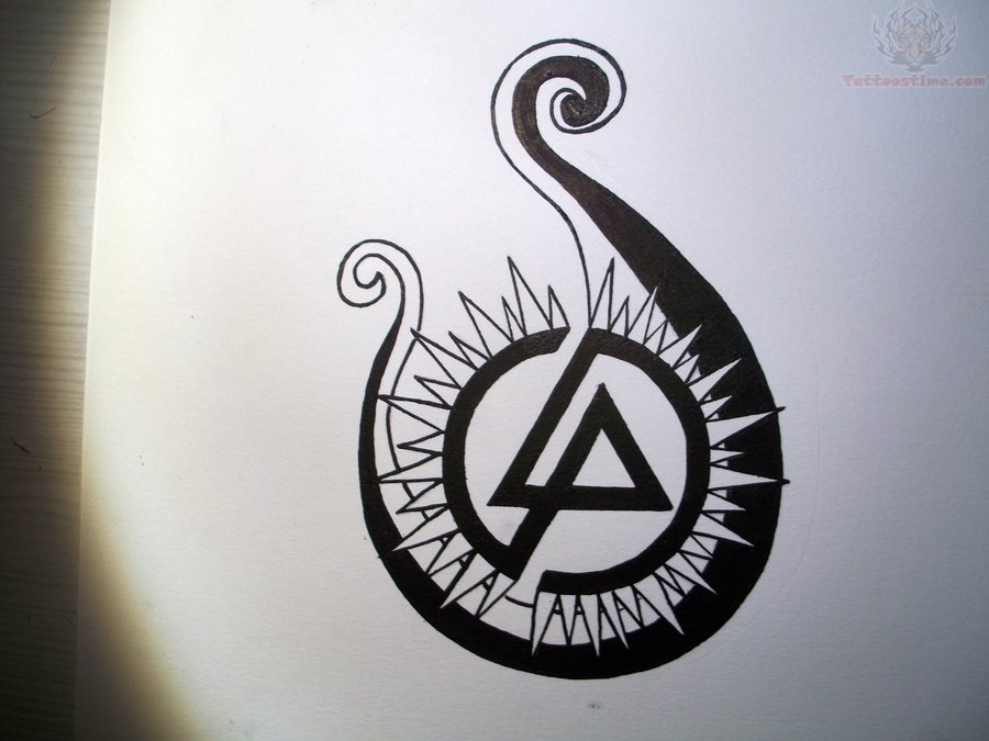 Linkin Park Logo Tattoos