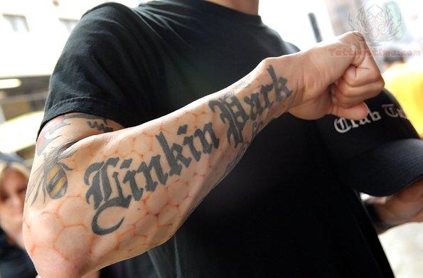 linkin park tattoo images amp designs