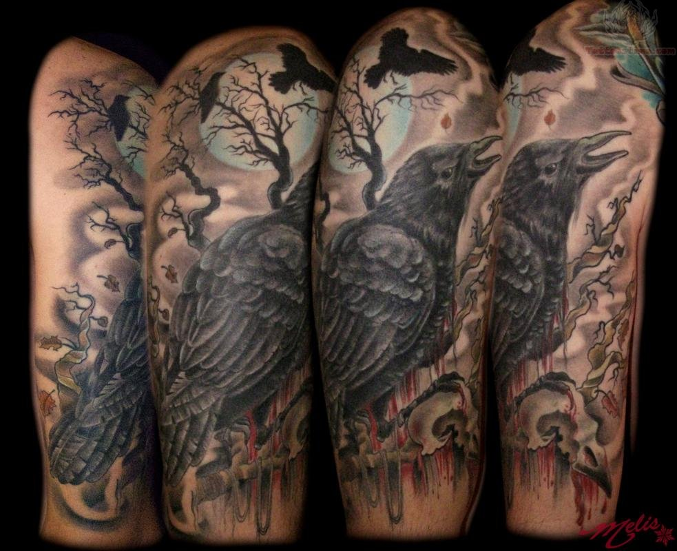 Raven Tattoo Meaning