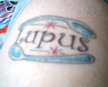 Lupus Spoon Tattoos
