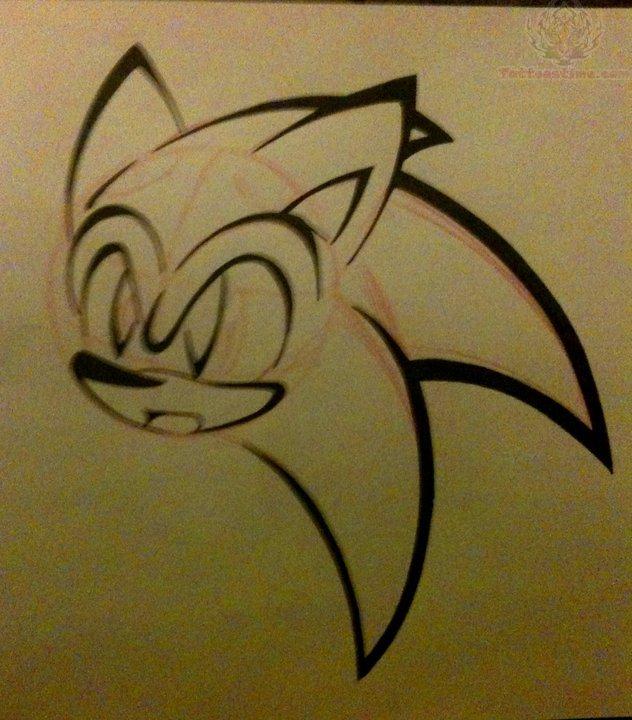 sonic tattoo images amp designs