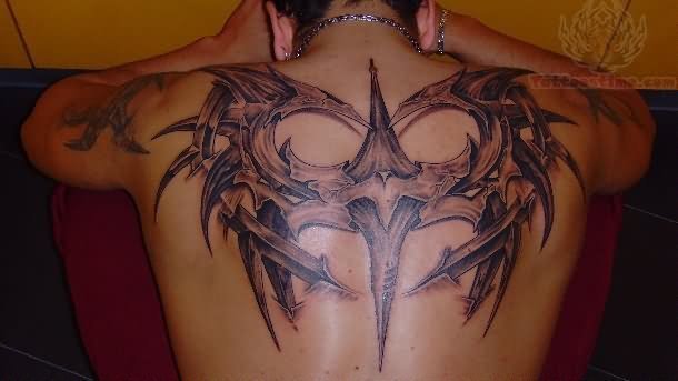 Biomechanical Tribal Tattoo Pictures to Pin on Pinterest