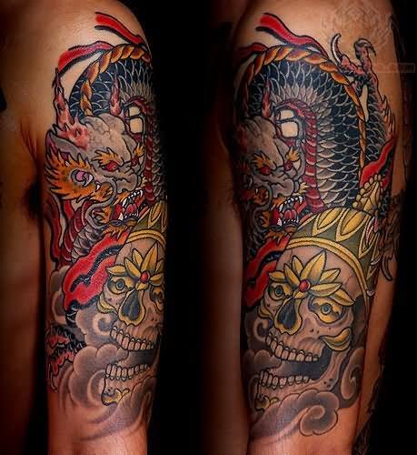 dragon-and-skul...