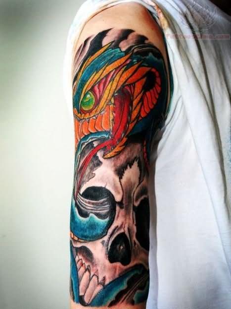 Dragon Tattoos ...