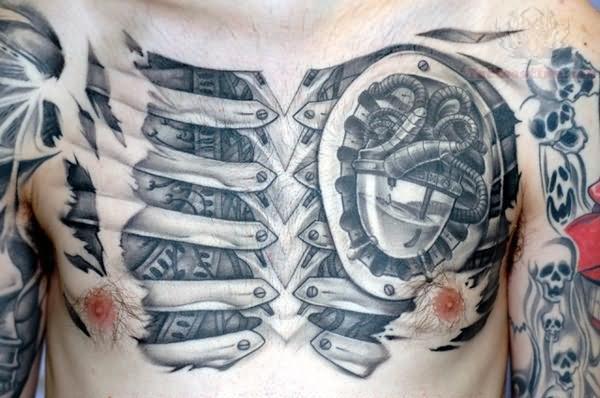 Biomechanical Tattoos Page 4