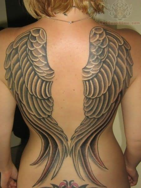 angel tattoos designs ideas