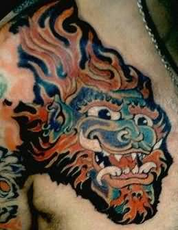Dragon tattoos page 169 for Asian face tattoos