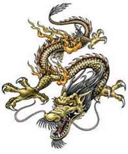 Yellow dragon tattoo sample for The girl with the dragon tattoo common sense media