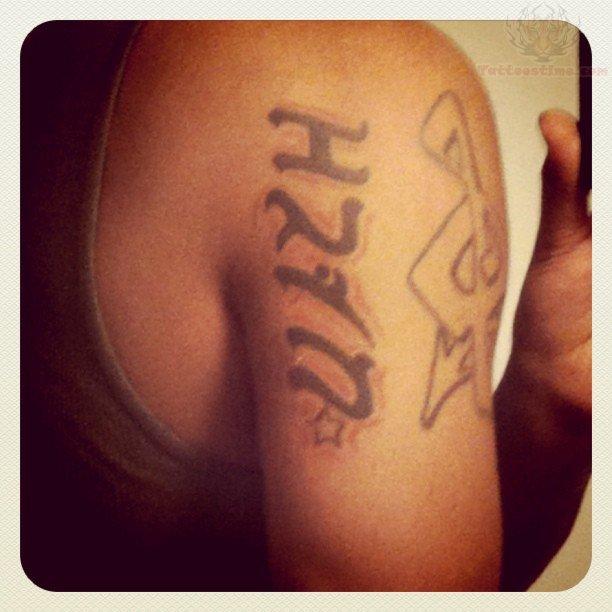 Alibata Tattoo Images & Designs