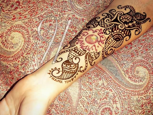 Simple And Easy Henna Designs  WOW Remedies