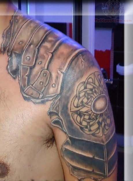 Armor Tattoo Images Amp Designs