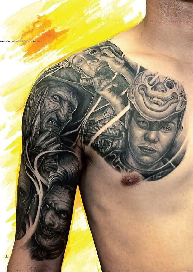 Armor Tattoo Images & Designs