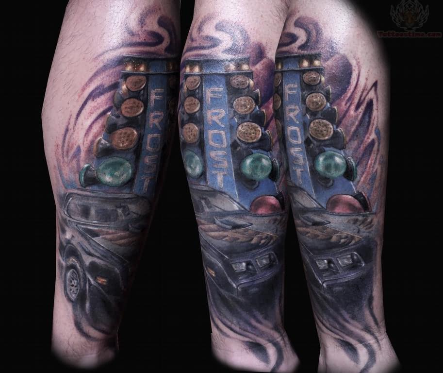 Camaro Tattoo Images & Designs