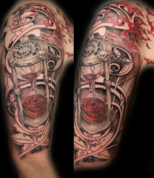 Tattoo pics half sleeve 2014