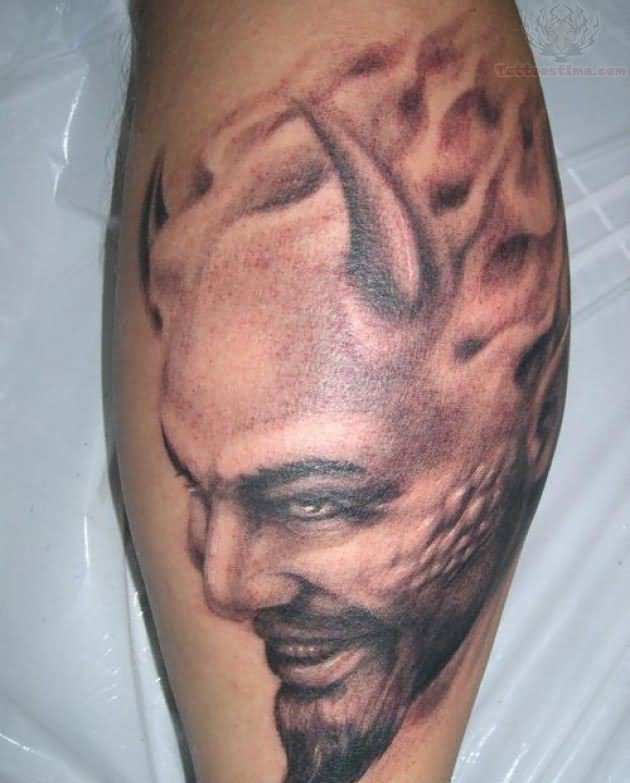 devil horns tattoo images designs rh tattoostime com devil horns tattoo on head meaning devil horns tattoo meaning