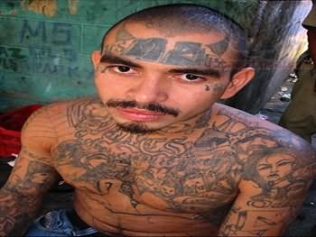 devil horns tattoo on forehead rh tattoostime com devil horns tattoo on head devil horns and halo tattoo