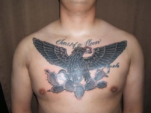 Eagle Wing Tattoos On Chest  Eagle Wings Tattoo Chest