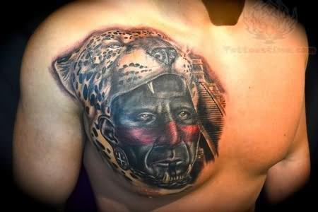 Jaguar-Krieger-Tattoo ...