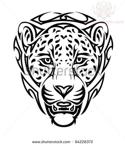 jaguar tattoo tribal designs Tattoo Designs Images & Tribal Jaguar
