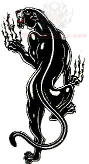 Black Panther Tattoo Designs
