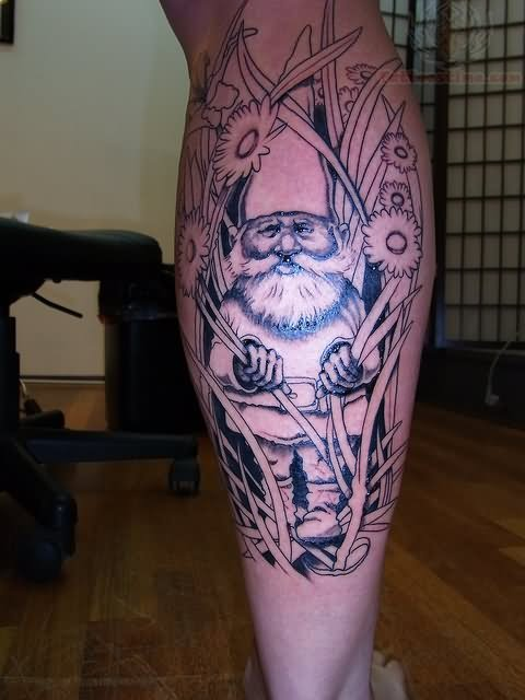 Virgo Star Tattoo Spectacular Gnome Tatt...