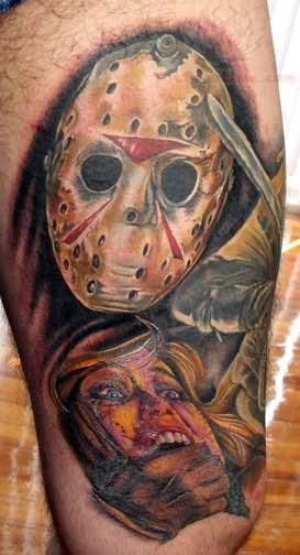 jason tattoo images amp designs