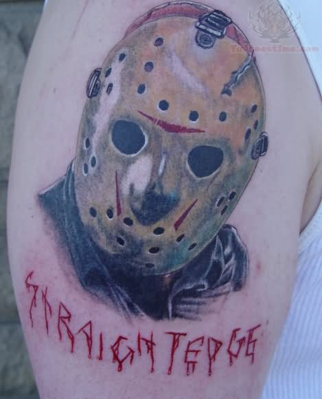 jason voorhees tattoo designs pictures to pin on pinterest tattooskid. Black Bedroom Furniture Sets. Home Design Ideas