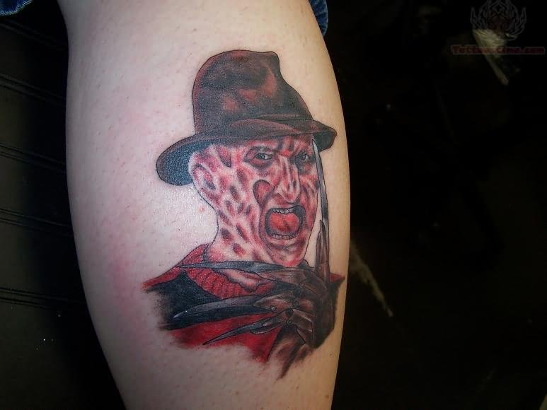 Pin Freddy Claw Tattoo Design By 2face Tattoojpg on Pinterest