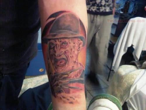 Freddy Krueger Tattoo Images & Designs