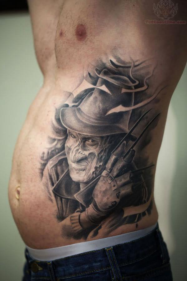 Freddy Krueger Tattoo Images &amp Designs