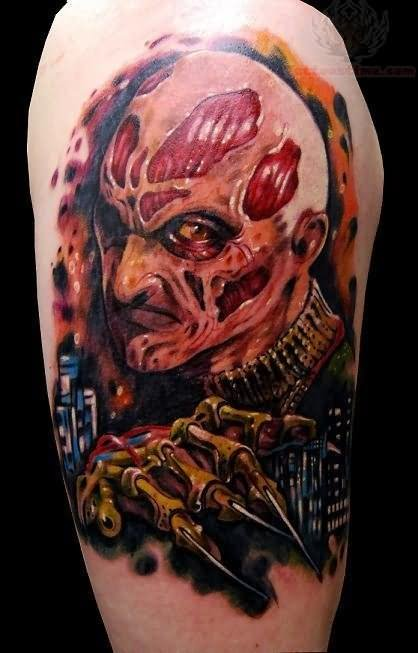 freddy krueger tattoo images amp designs