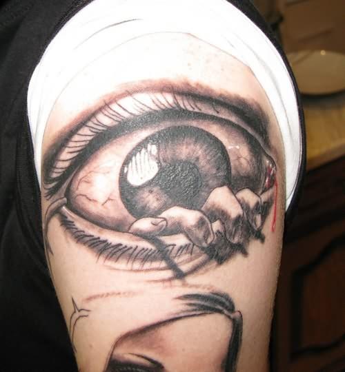 eye tattoos page 4. Black Bedroom Furniture Sets. Home Design Ideas